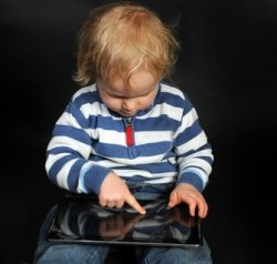toddlers and screens