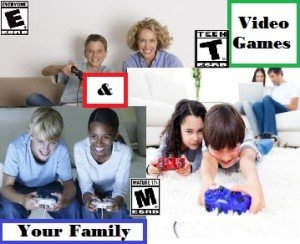 video games 300x244 Parenting: Video Games Without The Stress